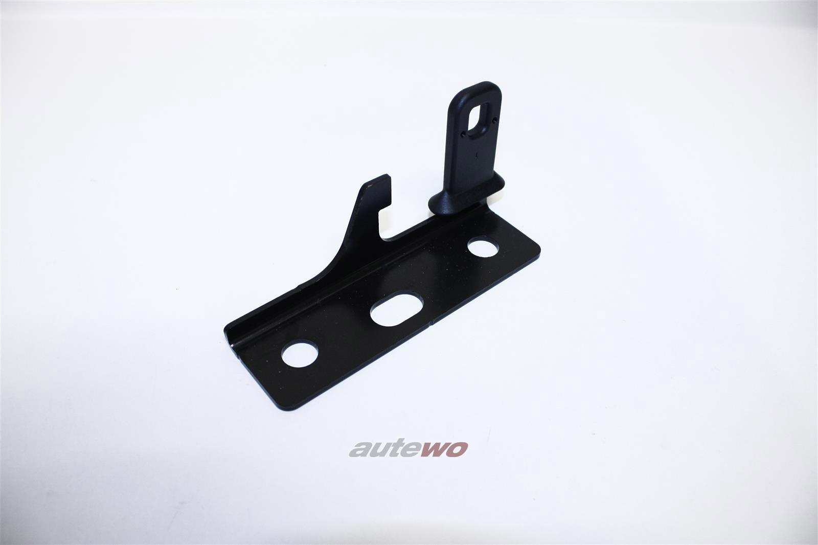 NEU & ORIGINAL! Audi A4/S4/RS4 8H Cabrio Zugschlaufe Verdeckkastendeckel Links 8H0825435