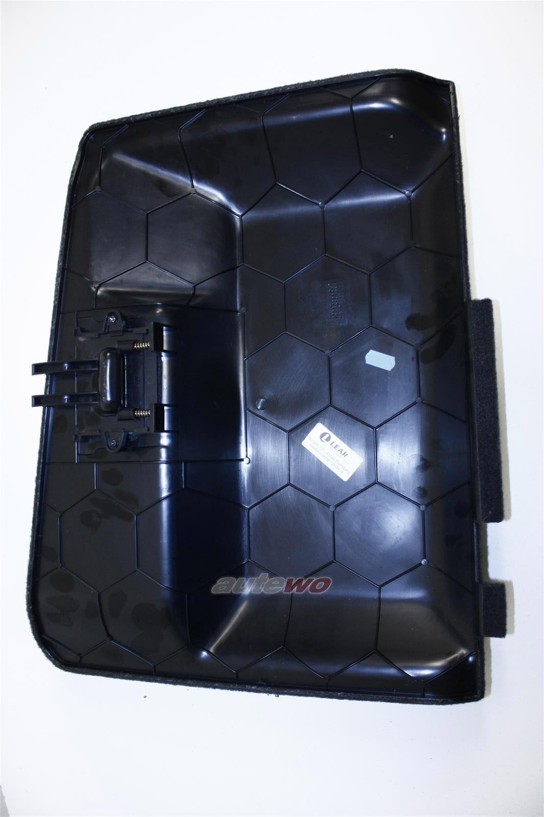 Audi A8/S8 D2 Abdeckung Kofferraumverkleidung Navigation Links grau 4D0863475B