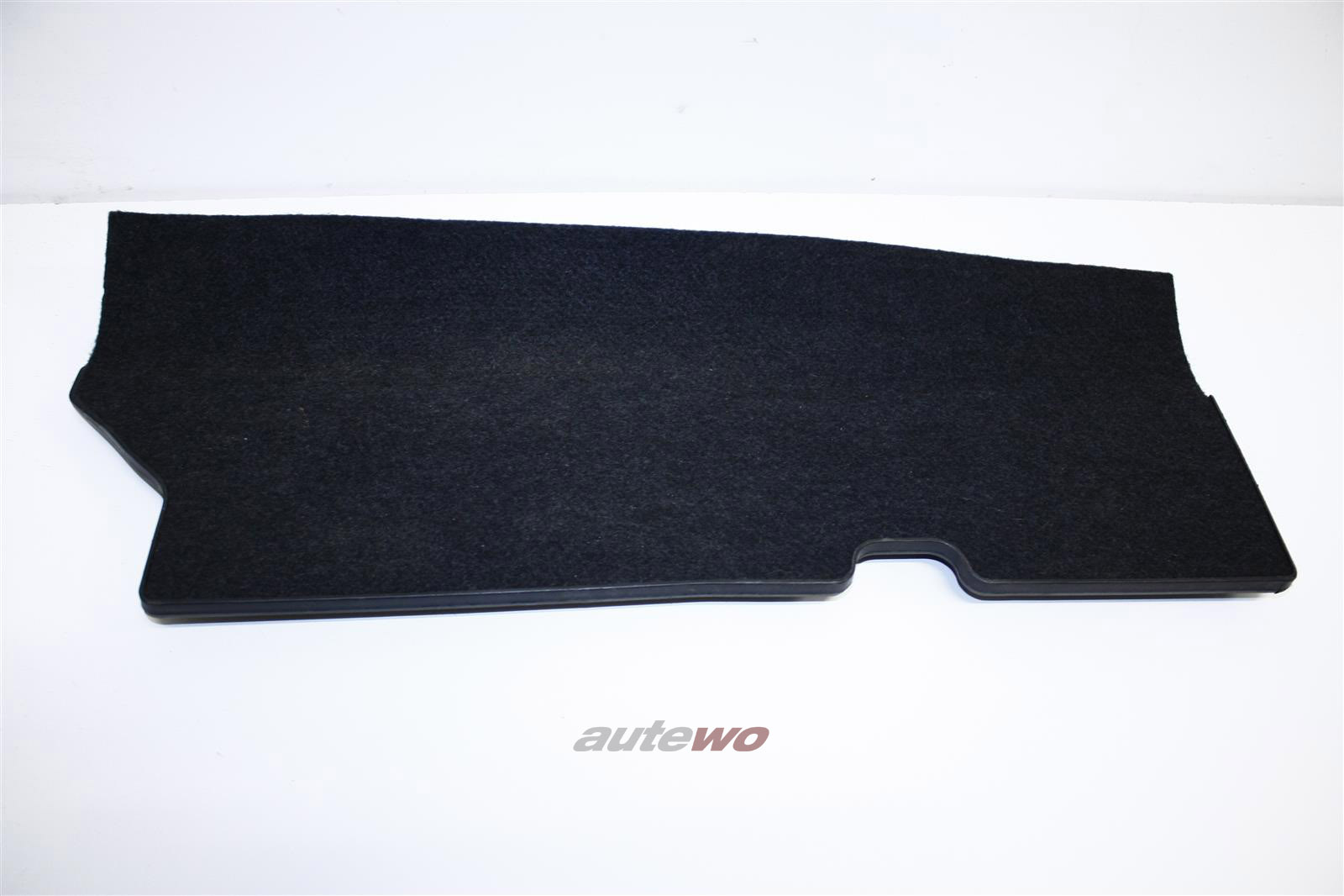 Audi 100/200 Typ 44/V8 D11 Verkleidung Kofferraum Ablage links 443863475B