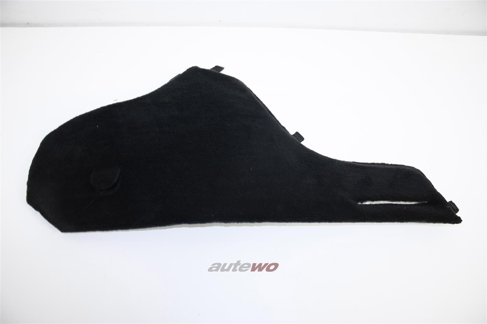 Audi 100/200 Typ 44 Verkleidung Mittelkonsole Links Graphit 447863303 443863305D