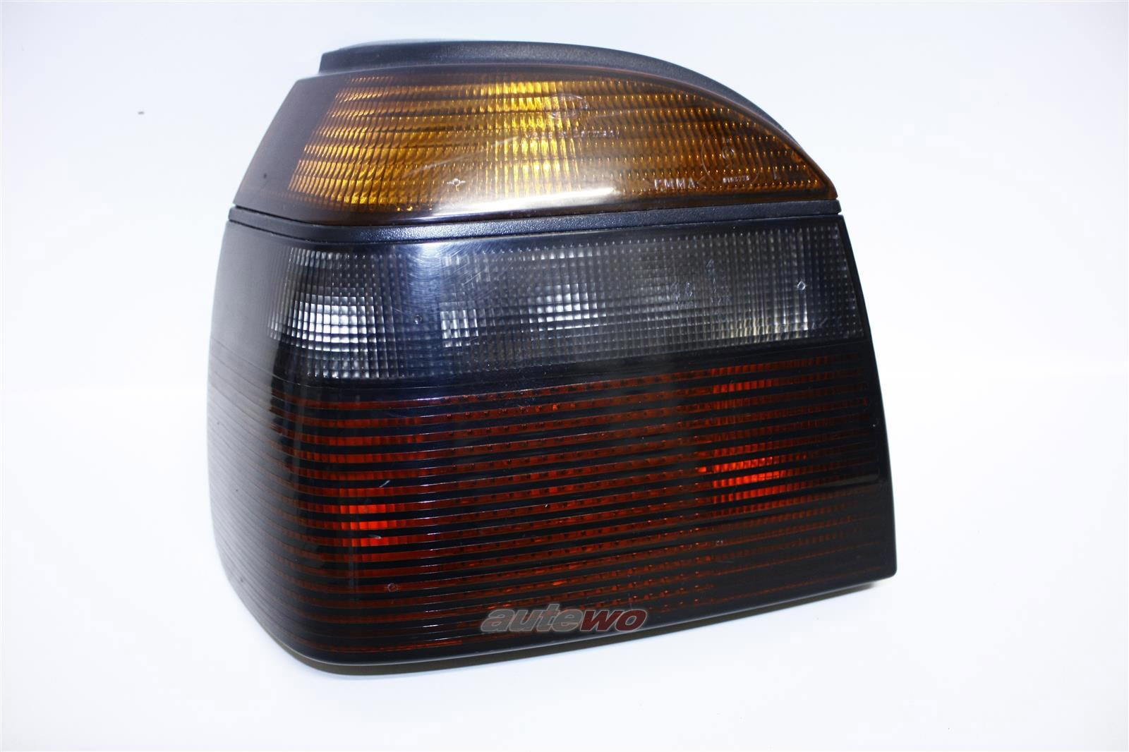 vw golf 3 r cklicht blinker links schwarz 1h6945111b ebay. Black Bedroom Furniture Sets. Home Design Ideas