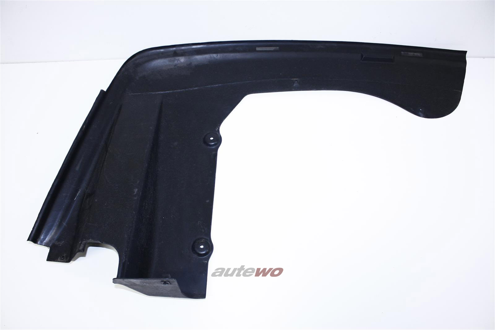 Audi A8 D2 Geräuschdämpfung Unterfahrschutz Hinten Rechts 4D0804840