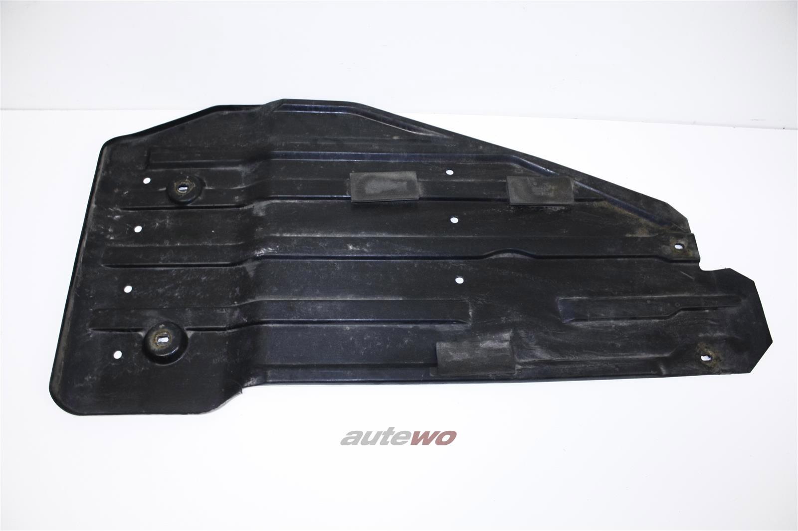 Audi V8 D11 Geräuschdämpfung Unterfahrschutz Tank Hinten 441018957D