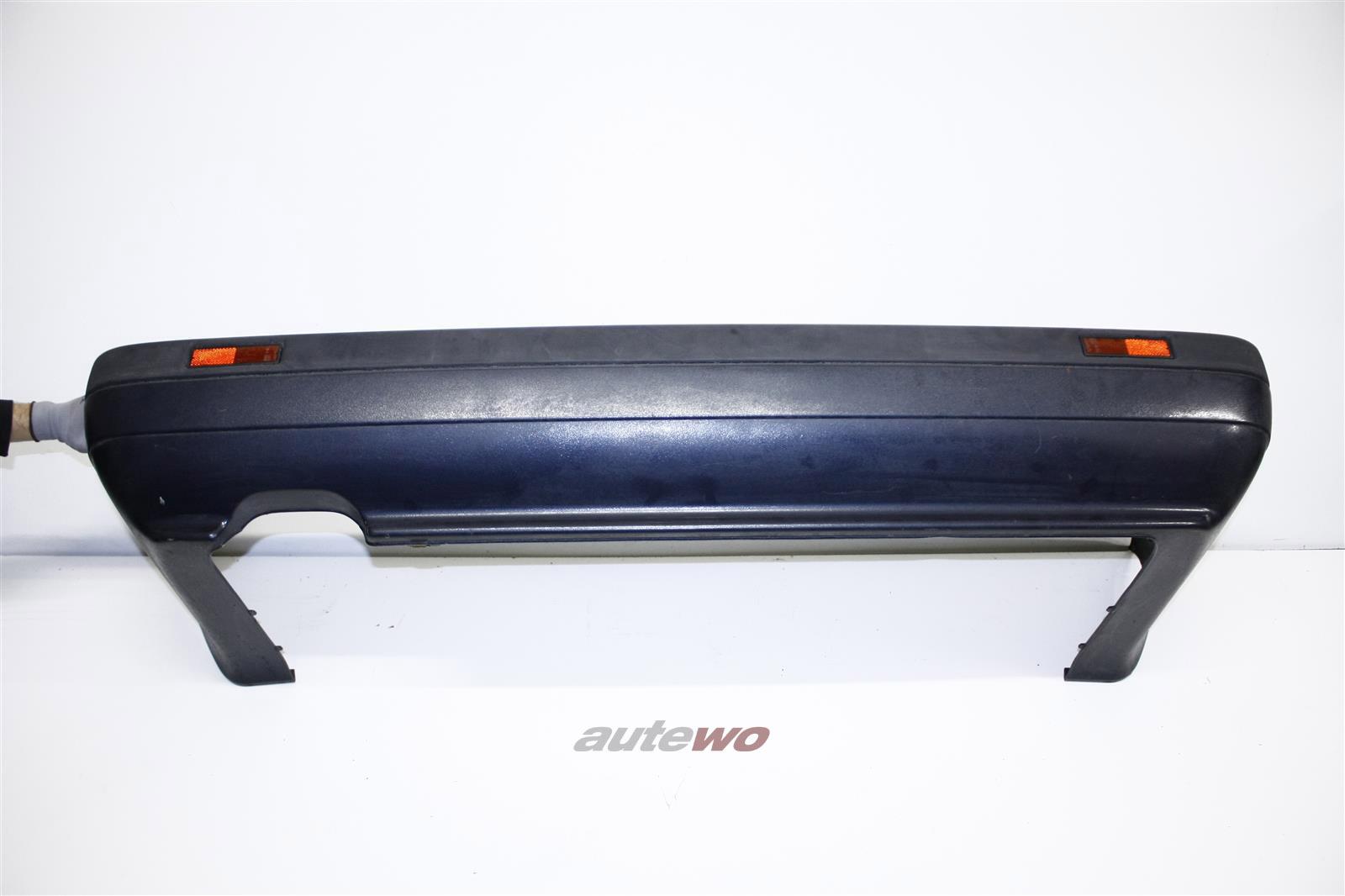 Audi Coupe Typ 81/85 Stoßstange Hinten blau 855807323A