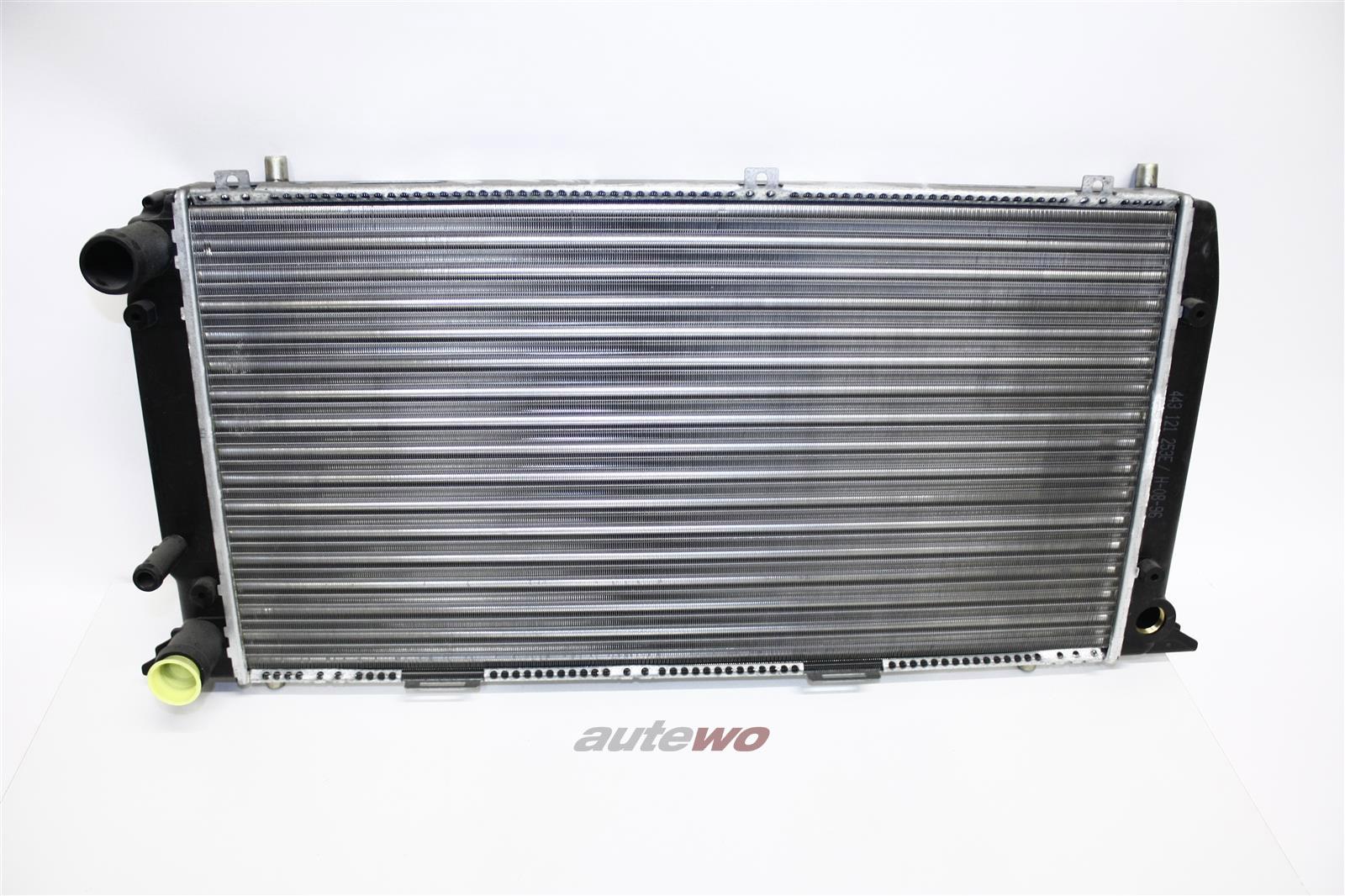 NEU&ORIGINAL Audi 100 Typ 44 4 Zyl. Wasserkühler 590mm 443121253E