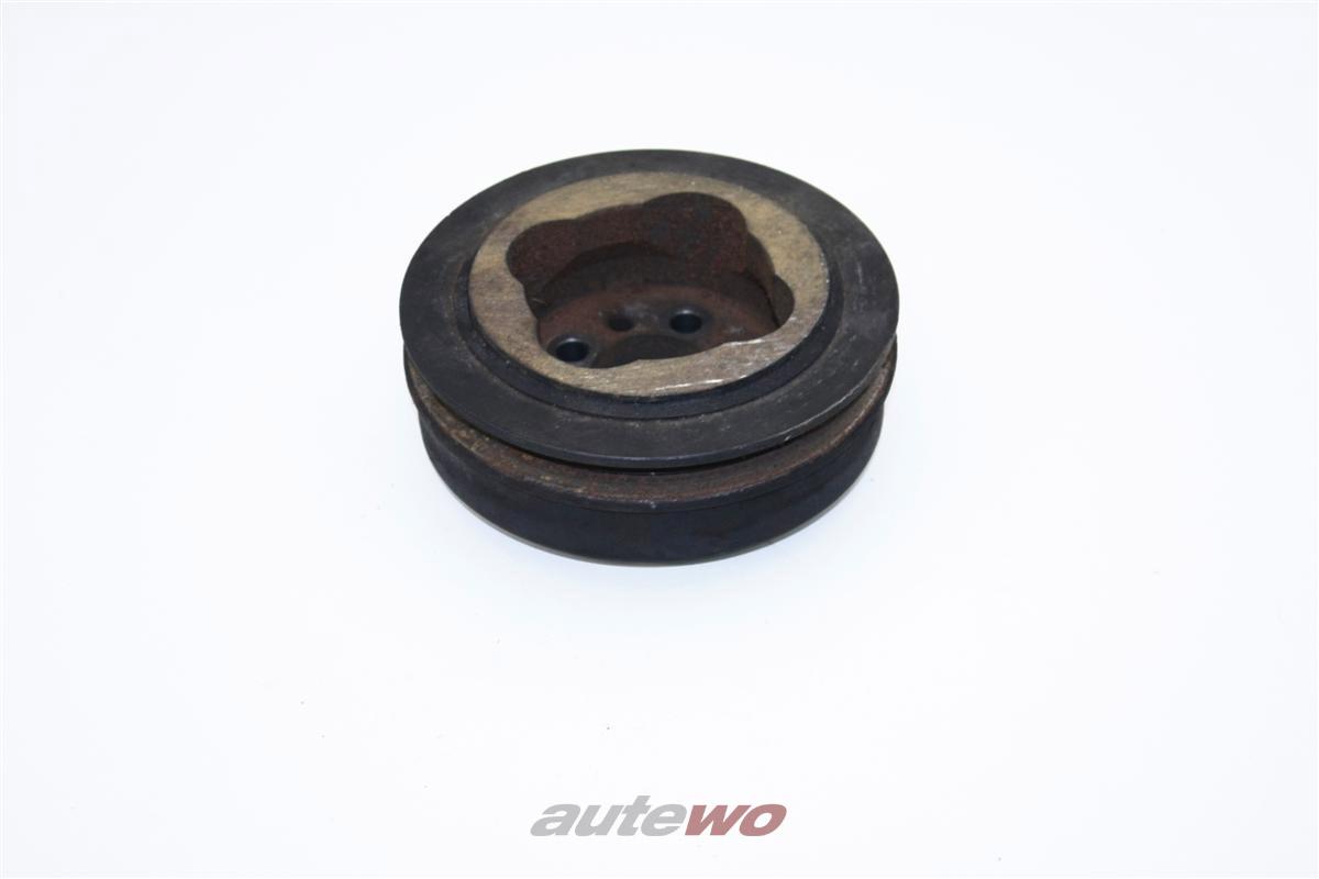 Audi 80/100/A6 1.6-2.0l Keilriemenscheibe mit Schwingungsdämpfer 050105243A