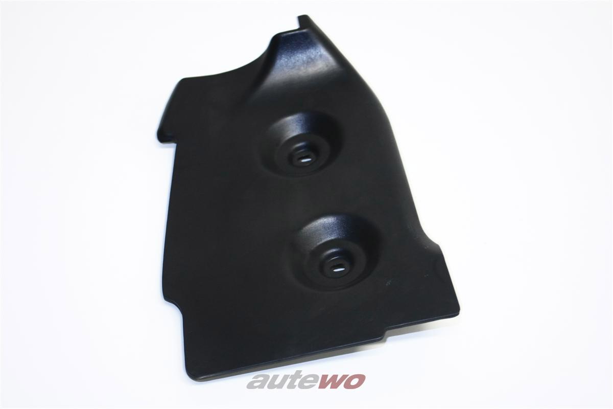 Audi 100/200 Typ 44 Verkleidung Kofferraum Rücklicht Links schwarz 447863508 441863508