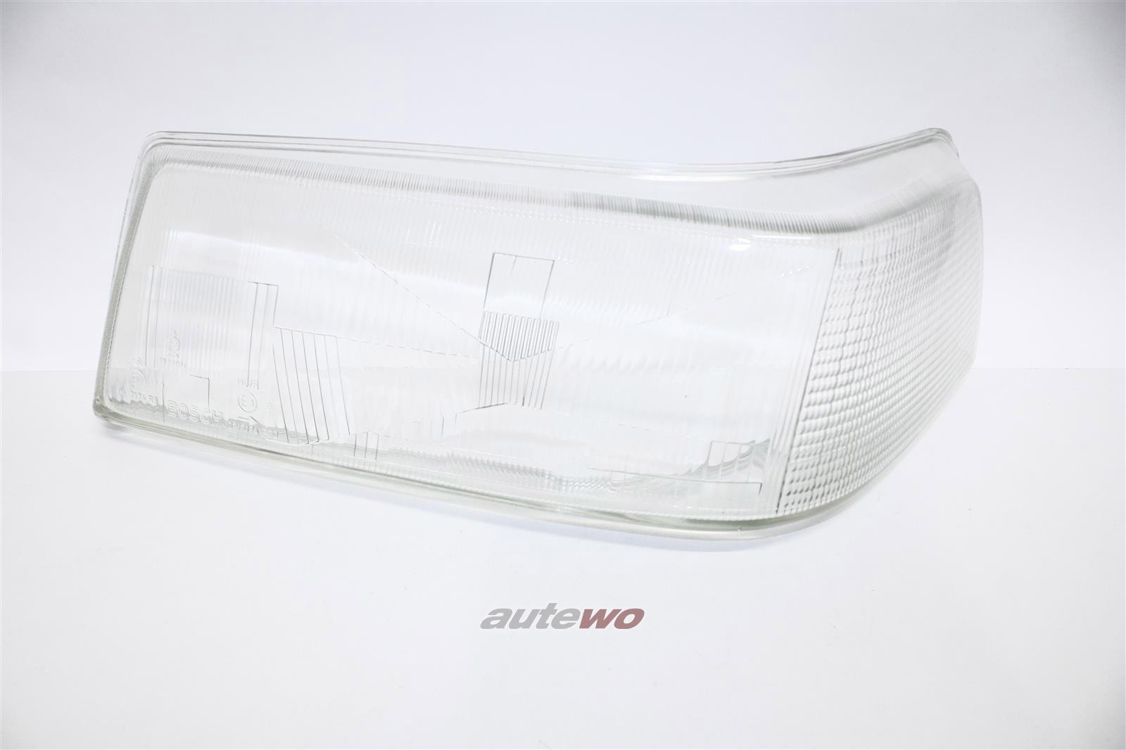 442941115 NEU Audi V8 D11 Streuscheibe Rechtslenker Links