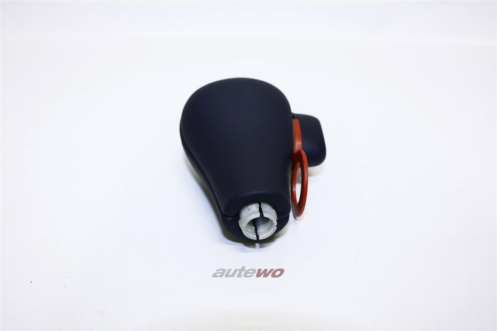 neu original audi a4 8e a4 8h cabrio tiptronic schalthebel leder blau 8e1713141a. Black Bedroom Furniture Sets. Home Design Ideas