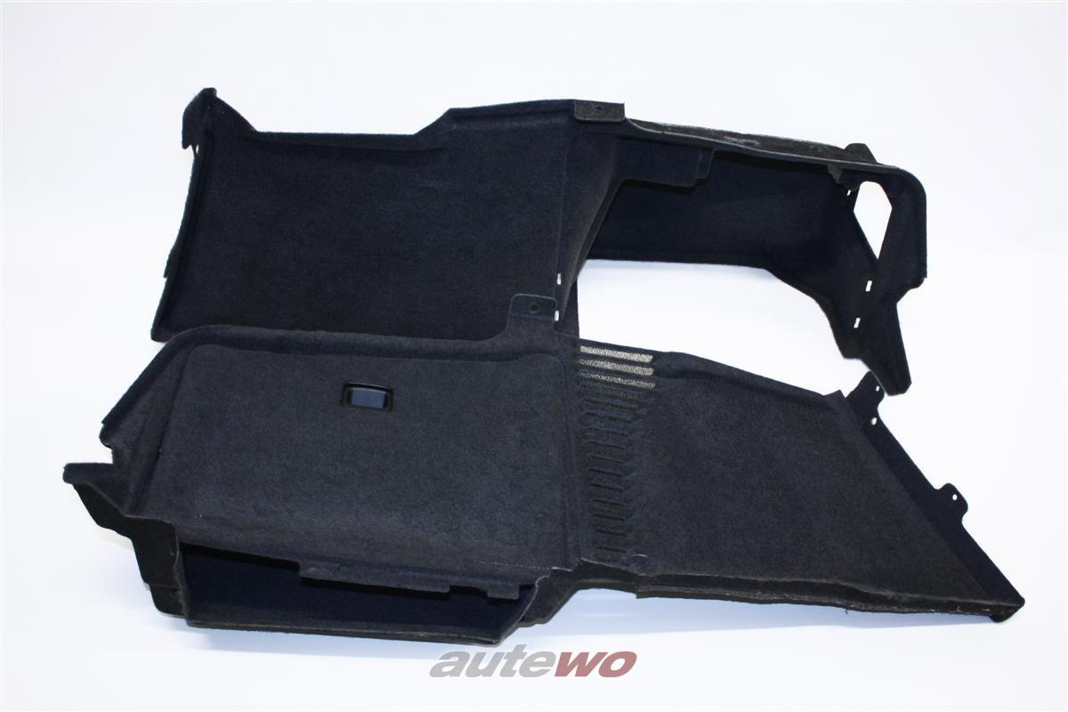 Audi A8/S8 D2 Verkleidung Kofferraum grau 4D0863881B & 4D0863882B
