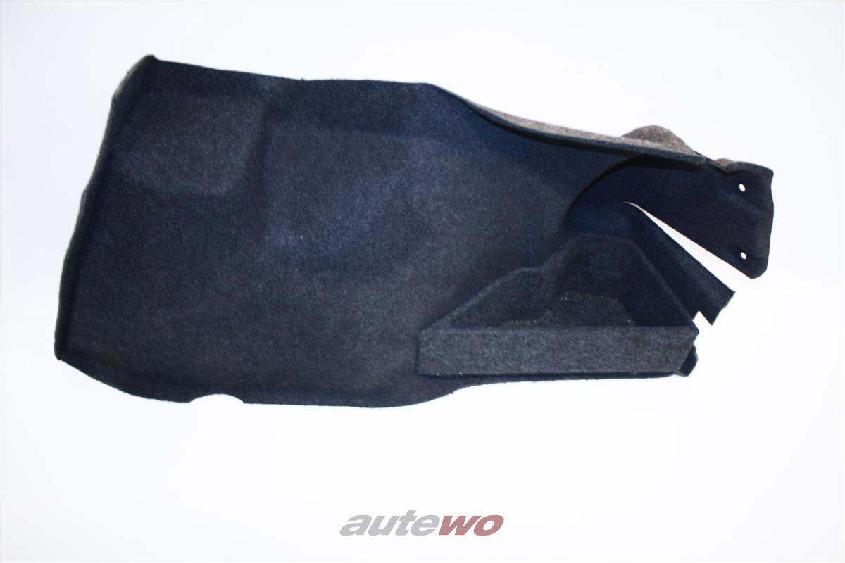 Audi A4/S4/B5 Limousine Verkleidung Kofferraum  Rechts anthrazit 8D5863882A