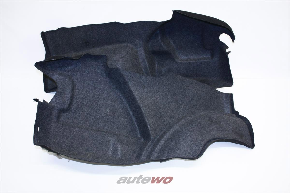 Audi 100/A6 C4 Limousine Verkleidung Kofferraum anthrazit 4A5863881 & 4A5863882
