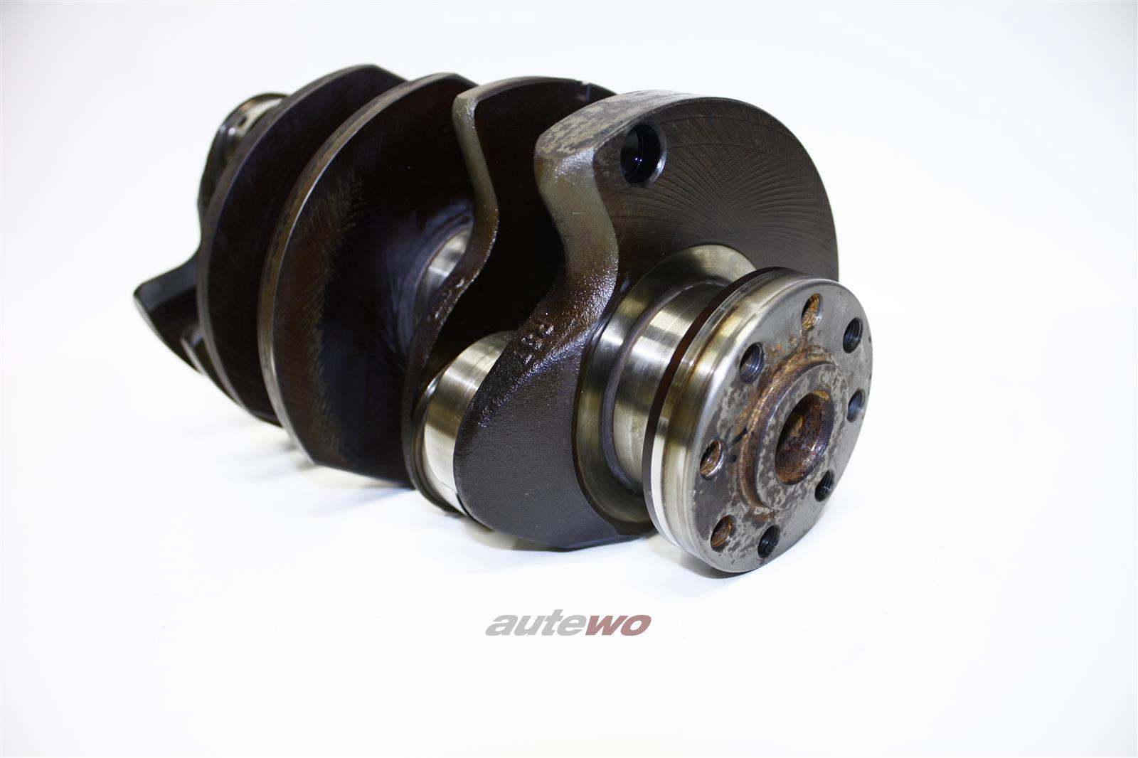 Audi 80/100/A4/A6 C4 2.6l 150PS ABC Kurbelwelle 078105101AC 143000km