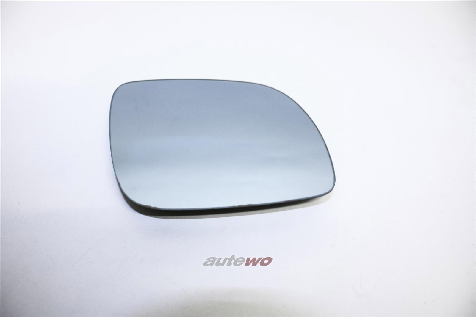 Audi A3 8L/A4 B5/A6 C4 & 4B/A8 D2 Außenspiegel Glas beheizbar Rechts 4B1857536C 4A1857536AB