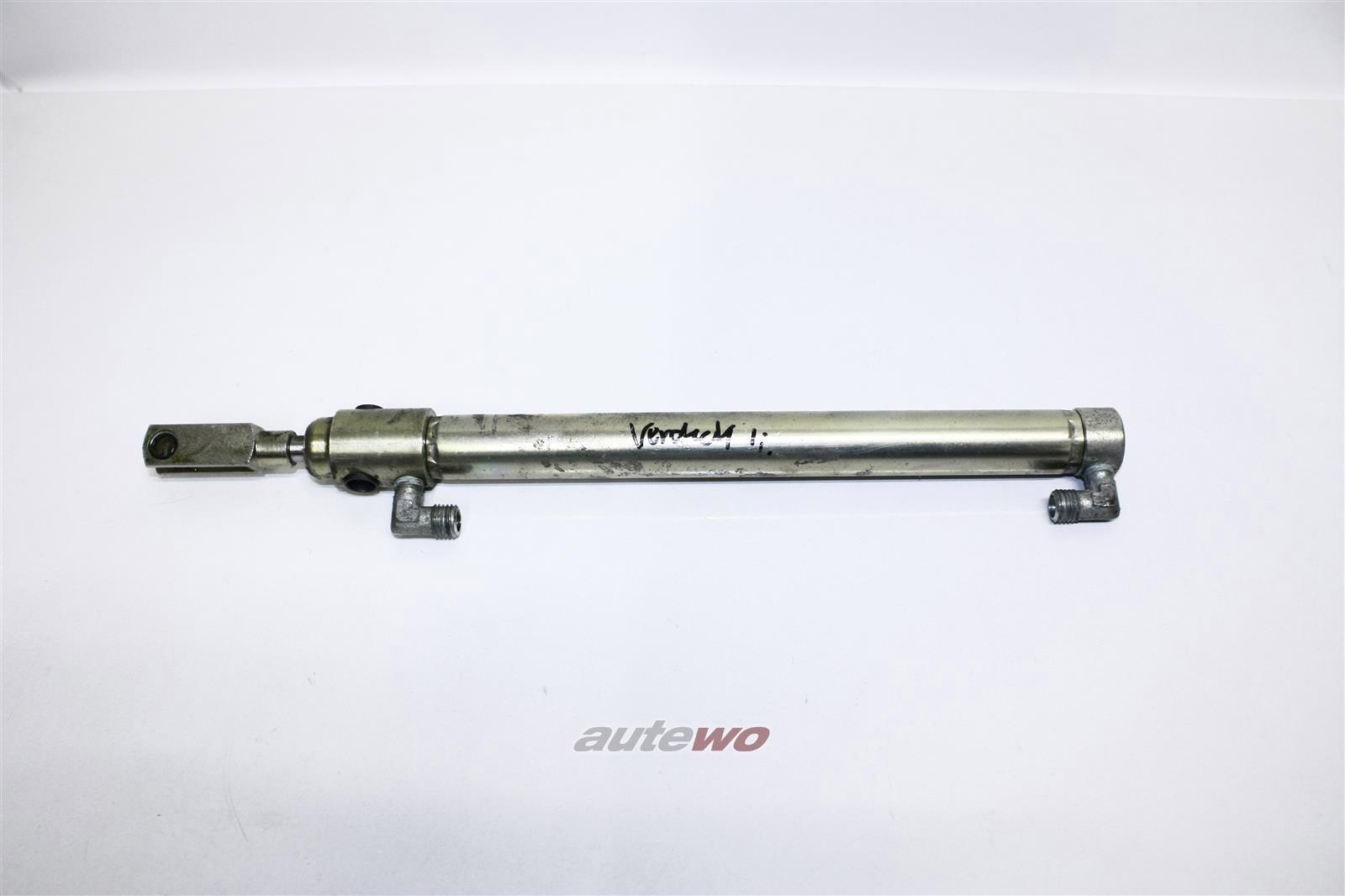 Audi 80 Typ 89 Cabrio Hydraulikzylinder Verdeck Unten Links 8G0871795