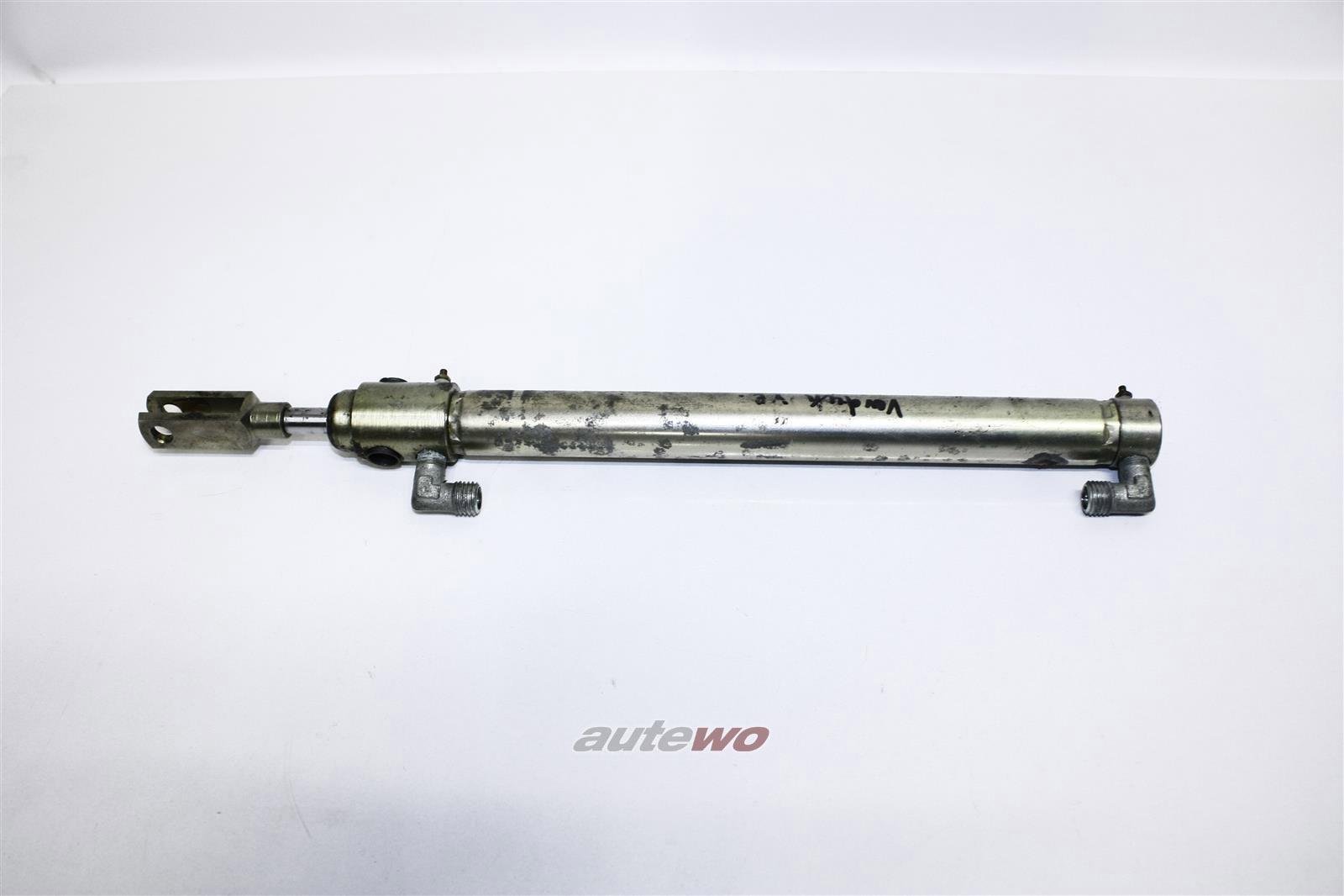 Audi 80 Typ 89 Cabrio Hydraulikzylinder Verdeck Unten Rechts 8G0871796