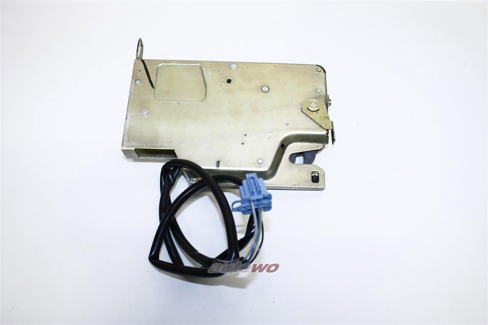 Audi 80 Typ 89 Cabrio Verschluss Verdeckkasten hydraulisches Verdeck Links 8G082