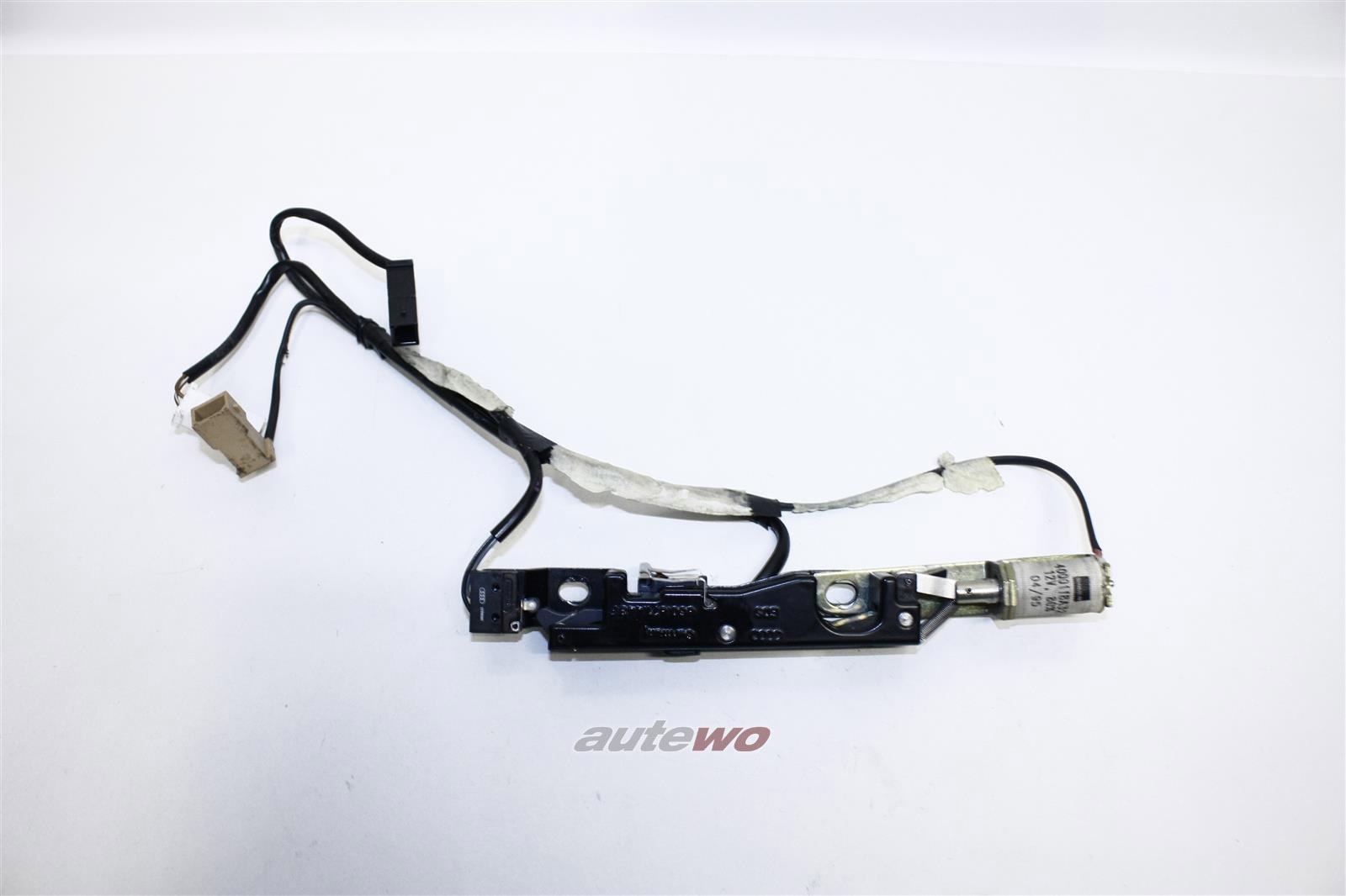 Audi 80 Typ 89 Cabrio Verdeckverschluss/Schließteil hydraul. Verdeck Links 8G0871443F