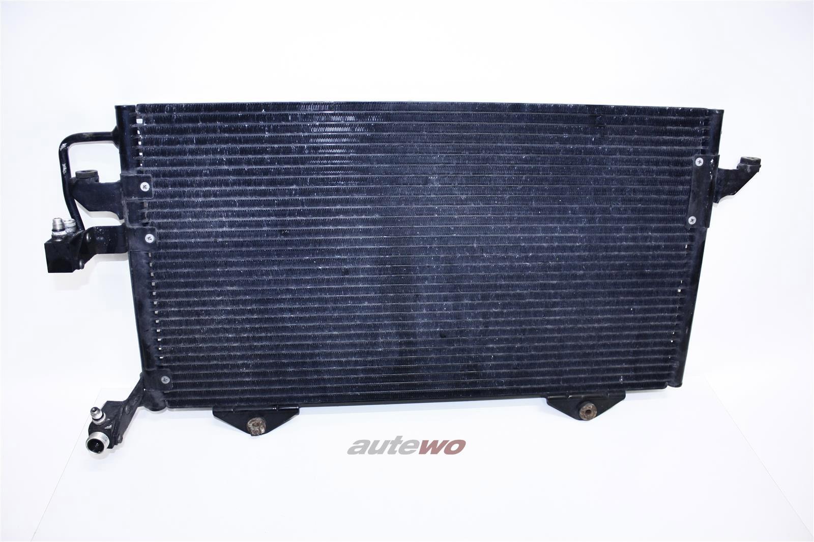 Audi 80 B4 4/6 Zyl. Klima Kondensator Kältemittel R12 8A0260403D