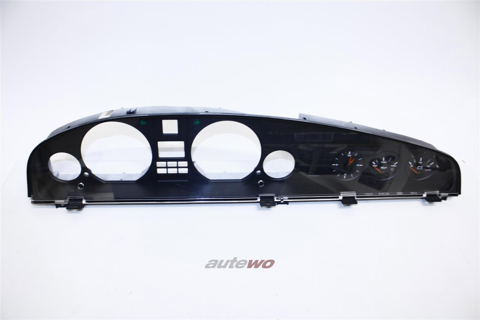 Audi A6 C4 Gehäuse Kombiinstrument + Zusatzinstrumente