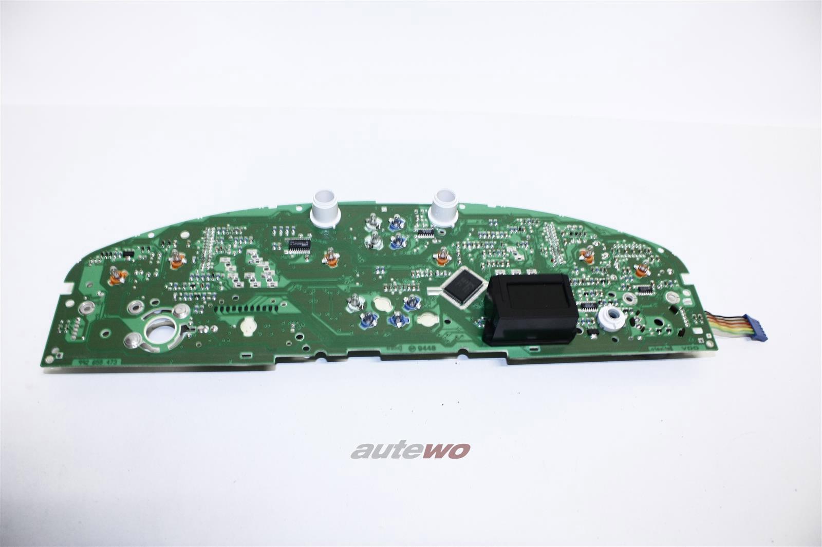 Audi A6 C4 Platine + Minicheck
