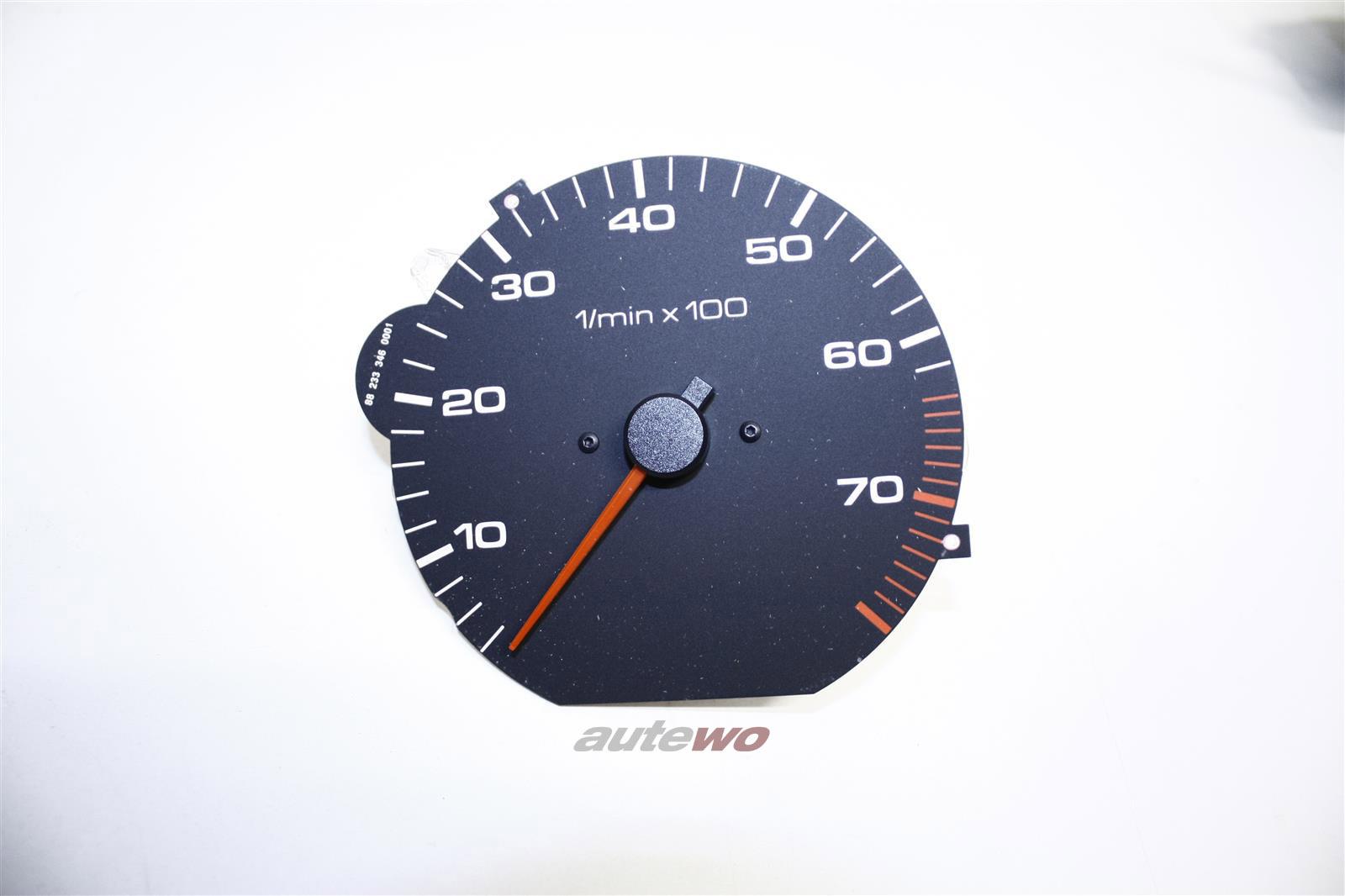 Audi A6 C4 2.6-2.8l 150-174PS 6 Zyl. ABC/AAH/ACK Drehzahlmesser