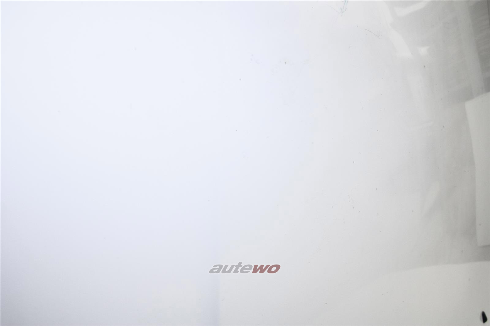 Audi 100 Typ 44 Motorhaube L90E Alpinweiß 447823029F