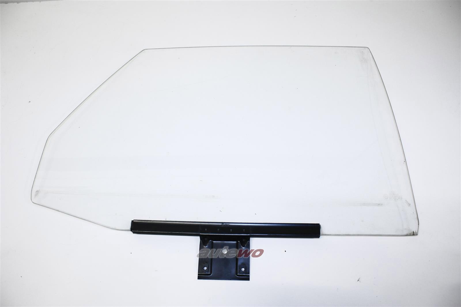 Audi 80/90 Typ 81/85 Limousine Seitenscheibe Klarglas Hinten Rechts 813845026