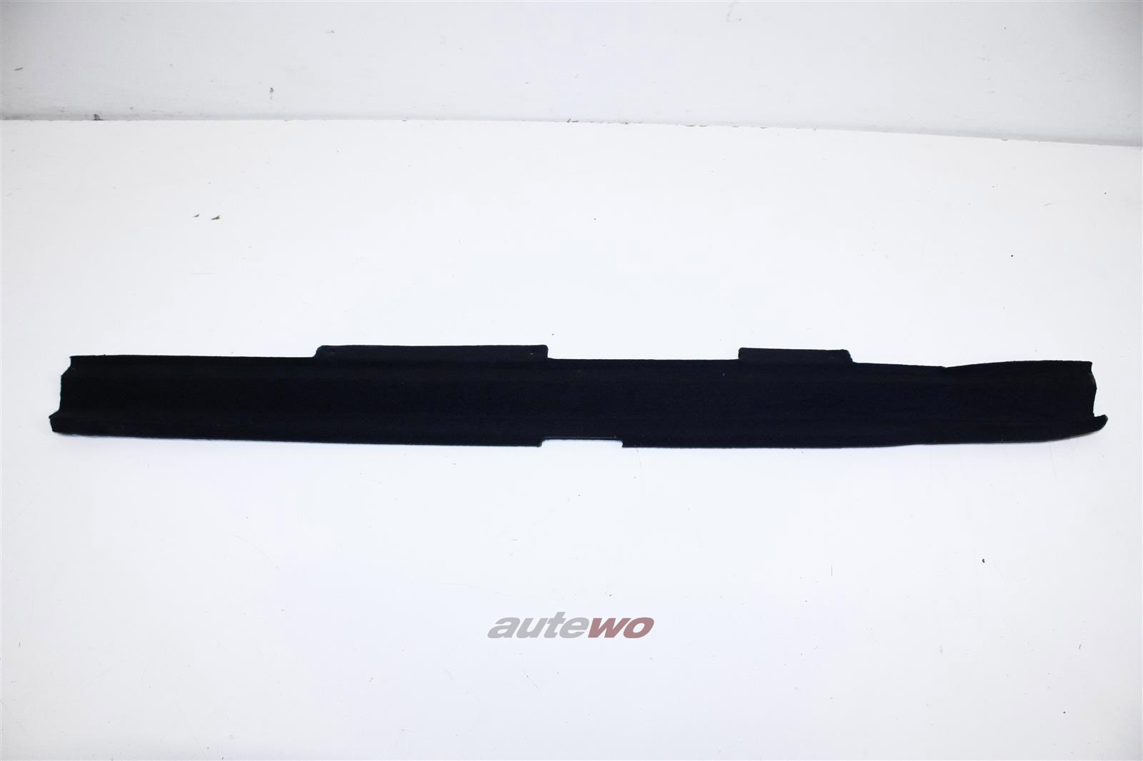 Audi 100/S4/A6/S6 C4 Avant Teppich Heckabschluss anthrazit 4A9863467