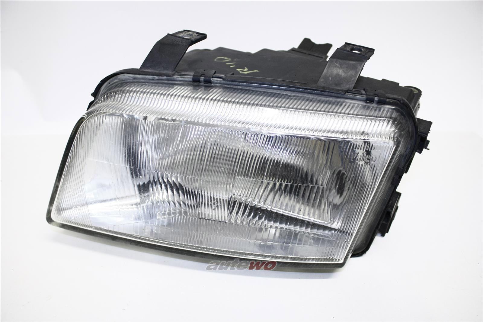 Audi A4 B5 Scheinwerfer Rechtslenker/RHD Valeo 8D0941029A 8D0941003C