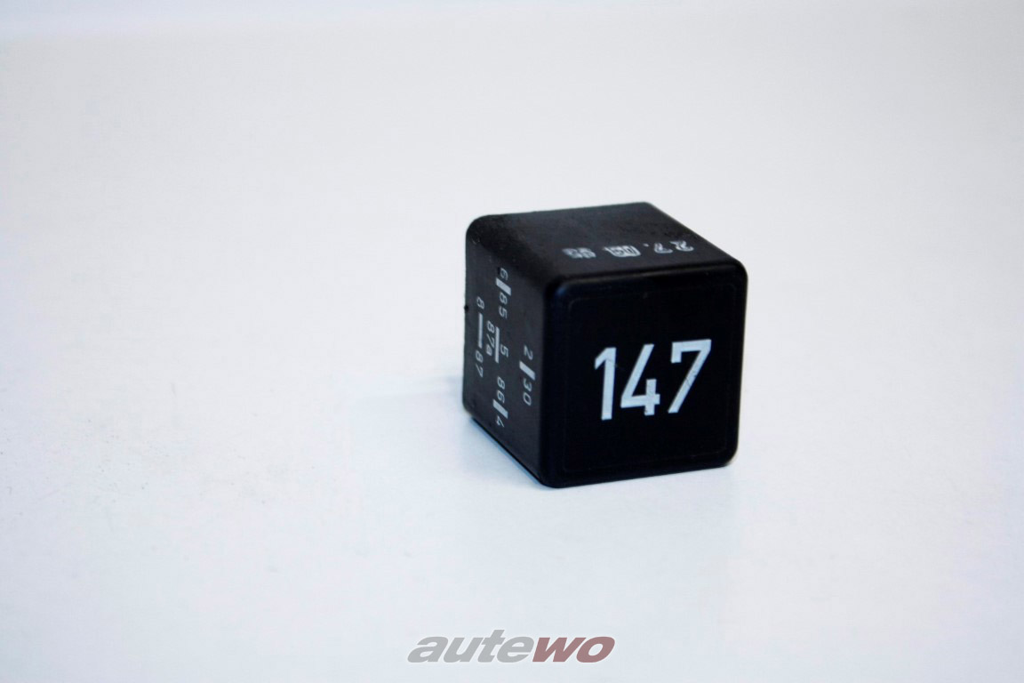 1H0959142 Audi/VW/SEAT A3 8L/A4 B5/A6 C4/4B/A8 D2 Relais Telefon