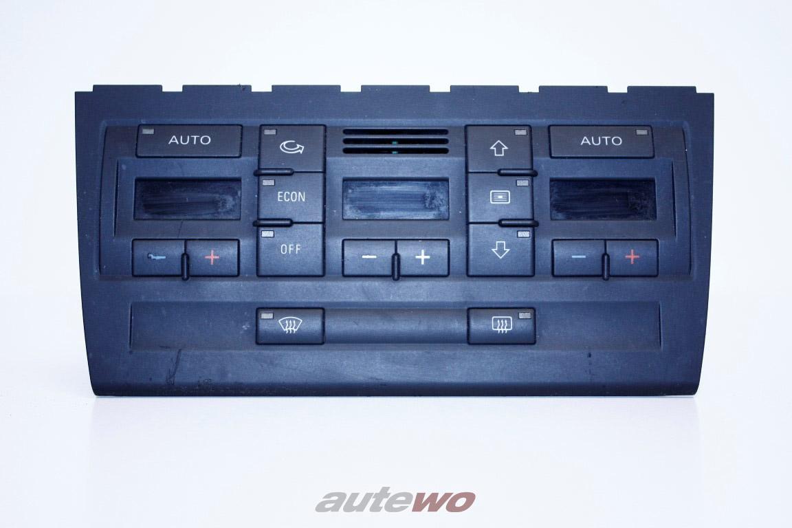 8E0820043BL Audi/SEAT A4/S4 8E Klimabetätigung Doppel-DIN Navigation