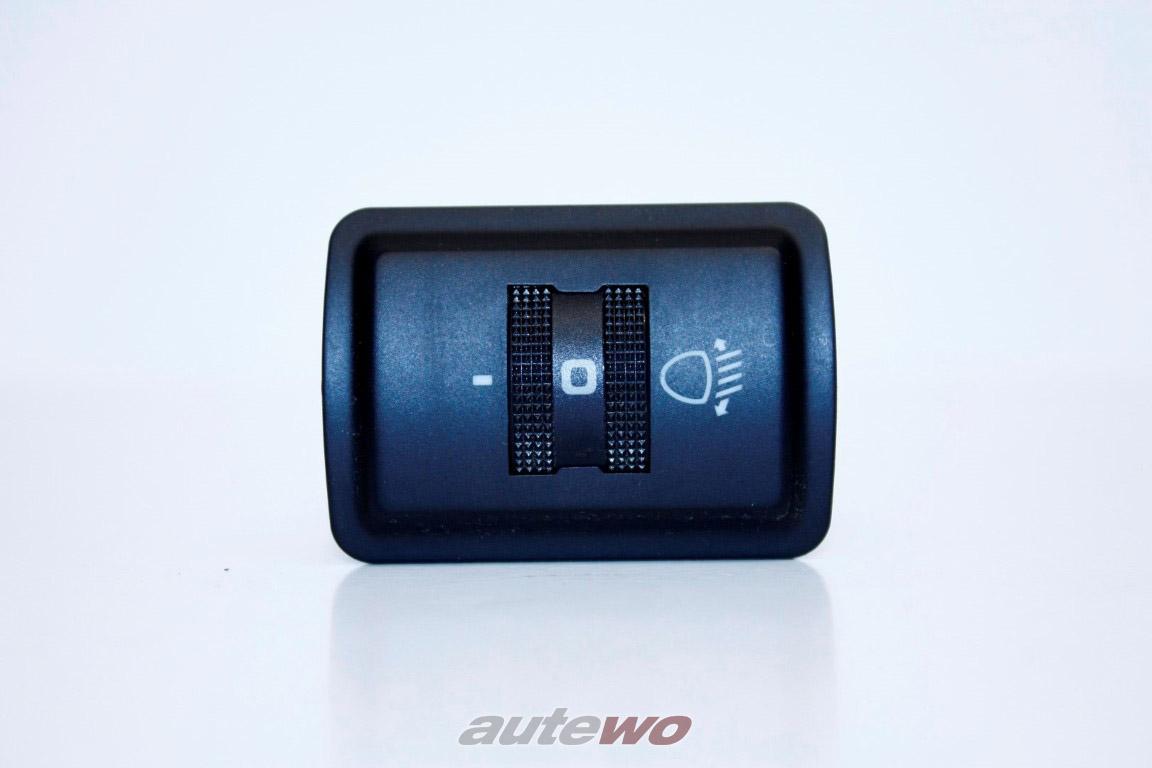 8D0941301C Audi A4/S4/RS4 B5 Schalter Leuchtweitenregulierung Navi