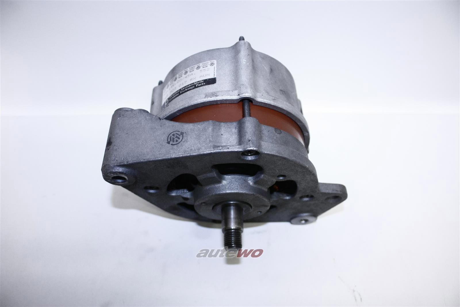 068903017RX VW Passat 3B/Golf 2/Jetta 4 Zylinder original Lichtmaschine 45A 0km neu