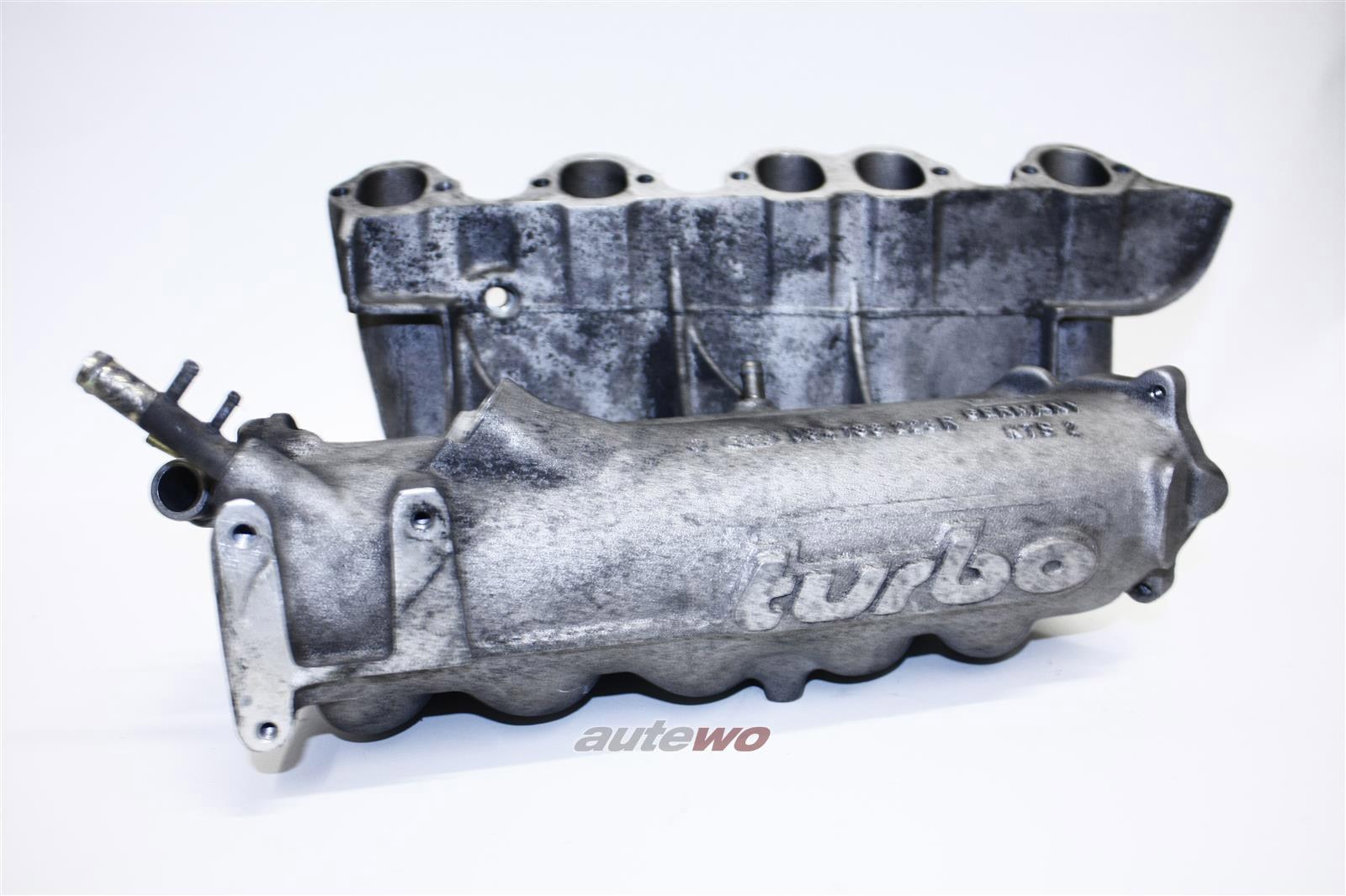 034133201H 034133223R Audi Urquattrp/100/200 Typ 44 2.2l 10V Turbo Ansaugbrücke