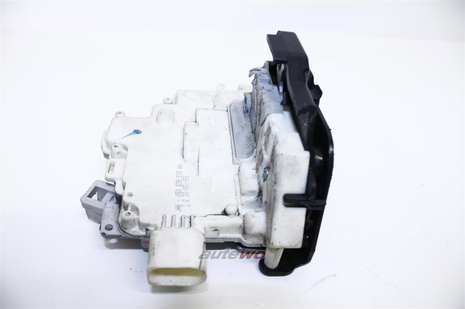 8E0839015AA Audi/SEAT A4/S4/RS4 8E/Exeo Türschloss Hinten Links