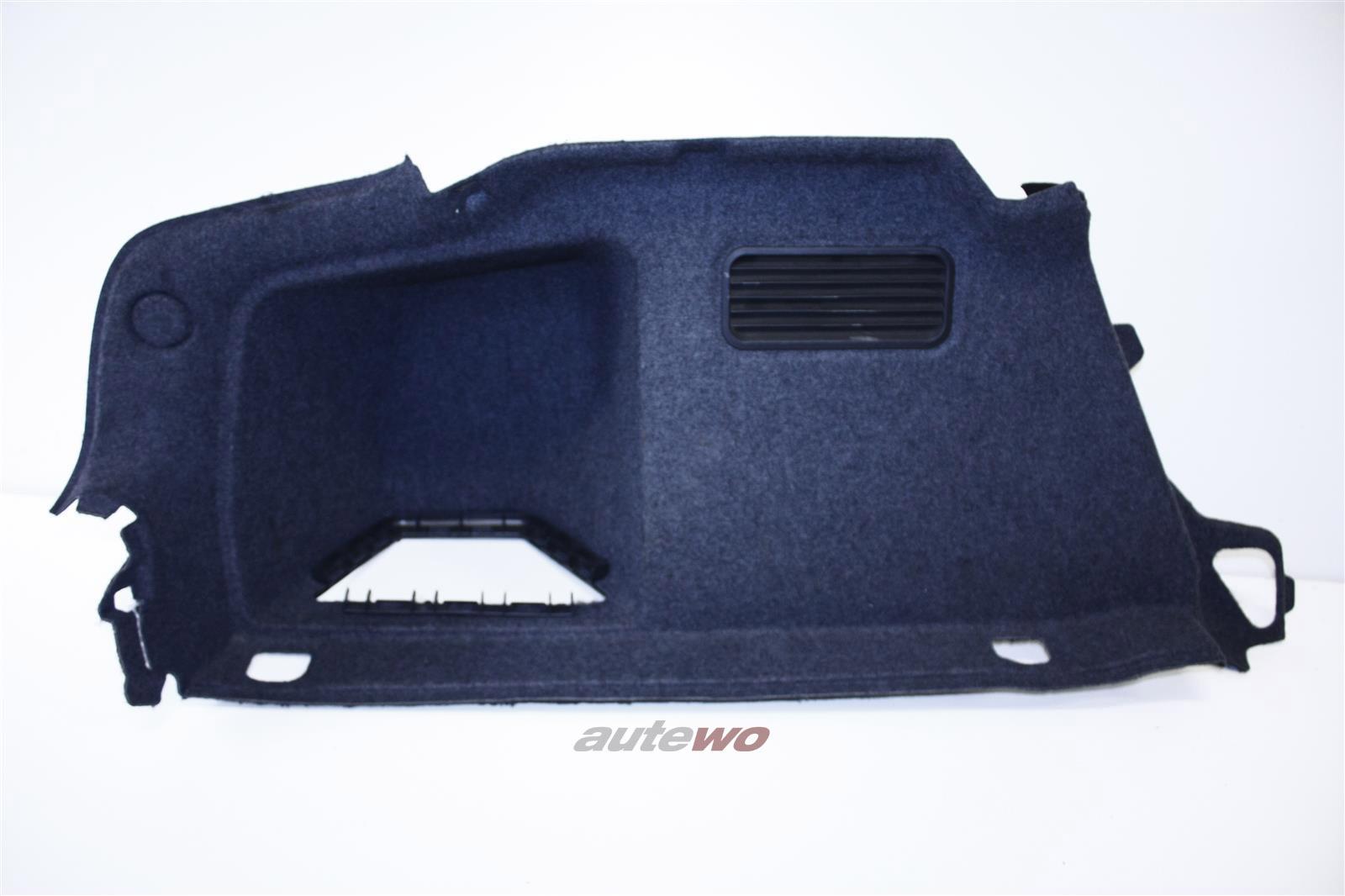 8E5863887K Audi A4/S4/RS4 8E B6 Verkleidung Kofferraum Hinten Rechts