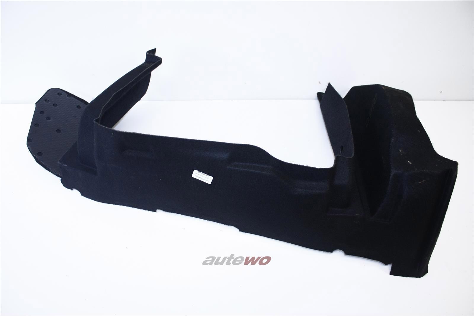 8G0863471A Audi 80 Typ 89 Cabrio Verkleidung Kofferraum Abschlussblech