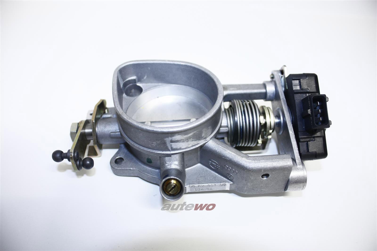 034133063BA NEU Audi 100/200 Typ 44 2.2l 5 Zyl. 10V Turbo 2B/MC Drosselklappe