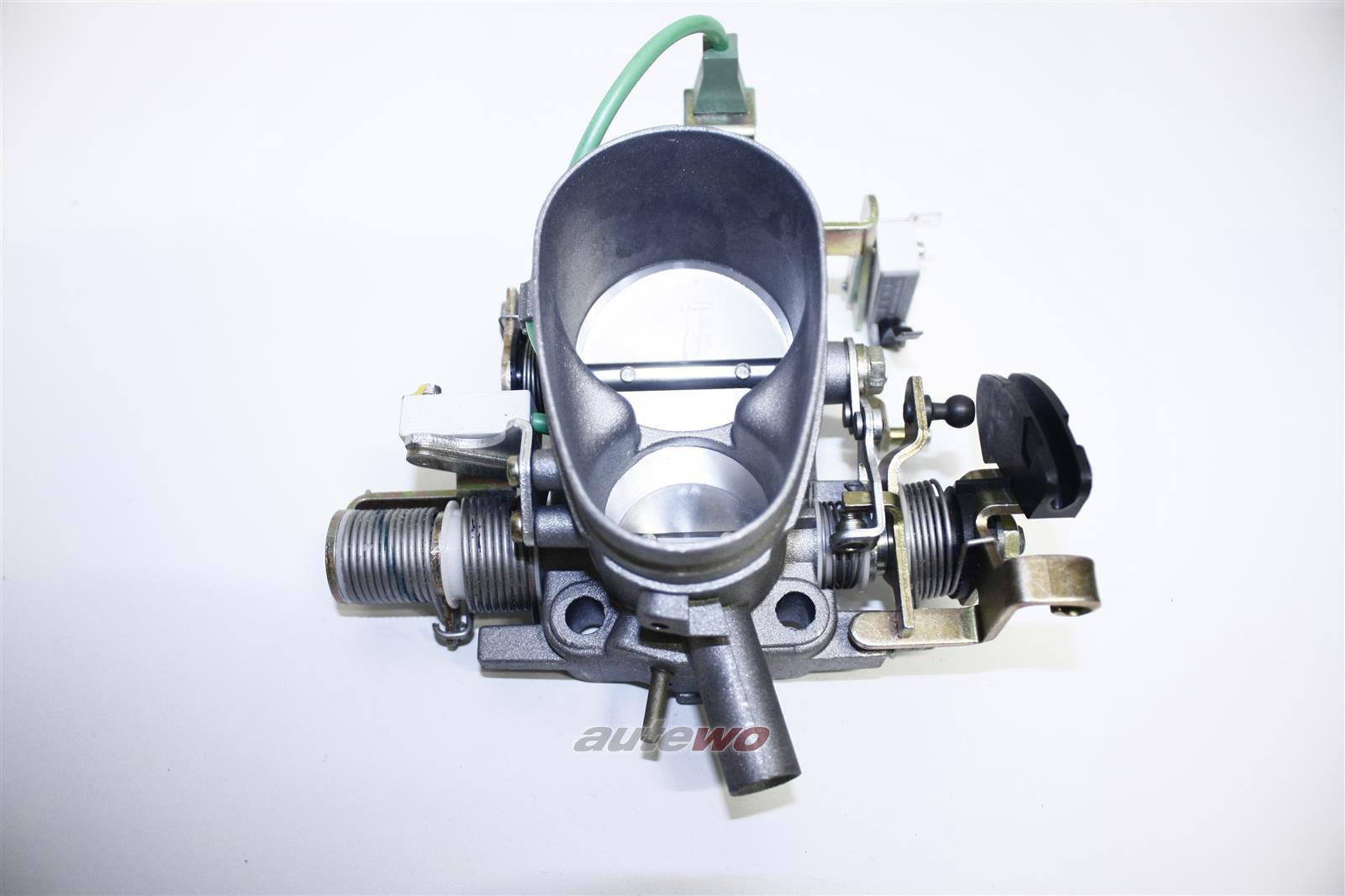 035133063CD NEU Audi 100 Typ 44 2.2l 5 Zyl. WU Drosselklappe Schaltung