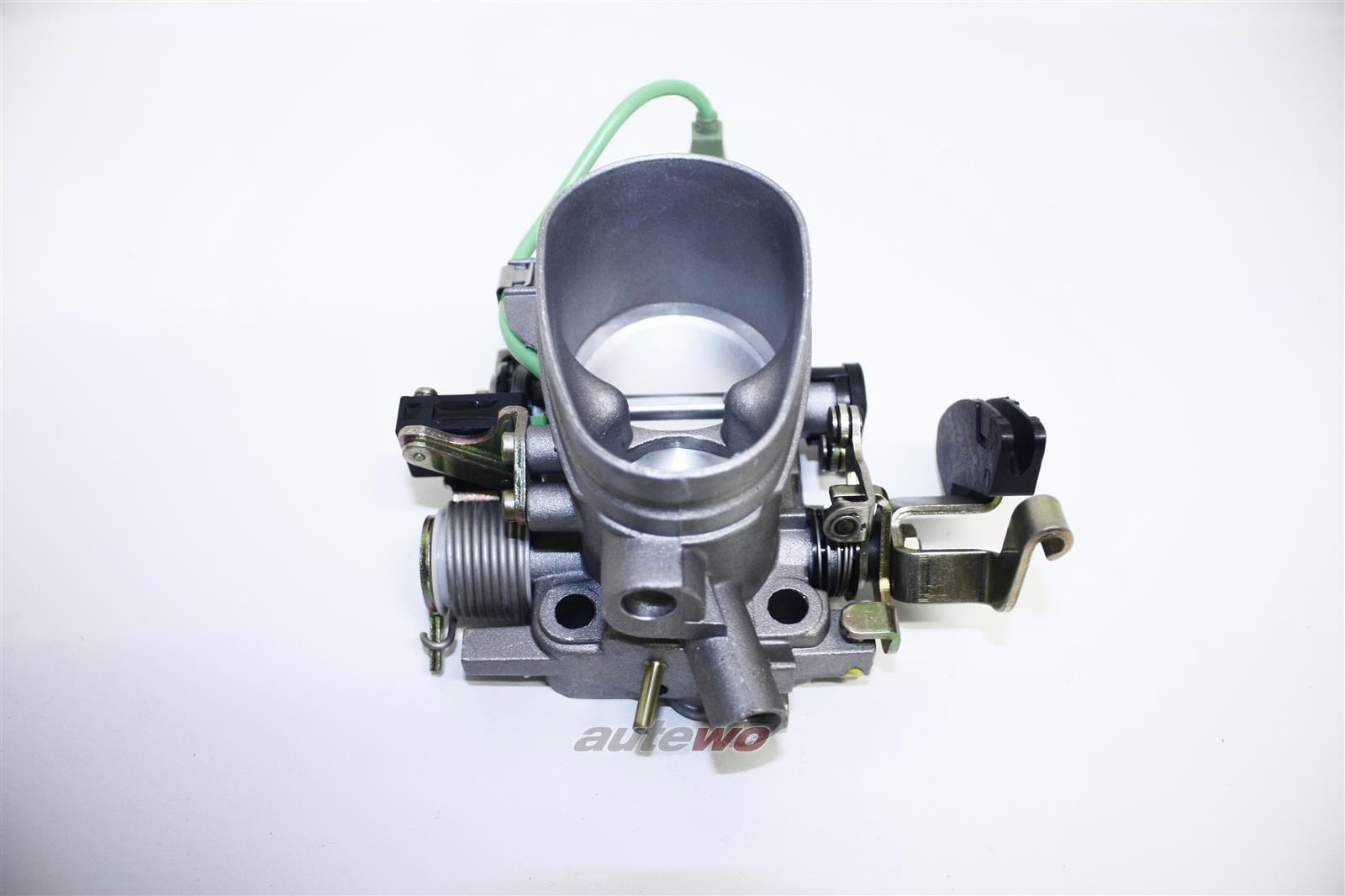 035133063FD NEU Audi 100/200 Typ 44 2.2l 5 Zyl. WC Drosselklappe Schaltung