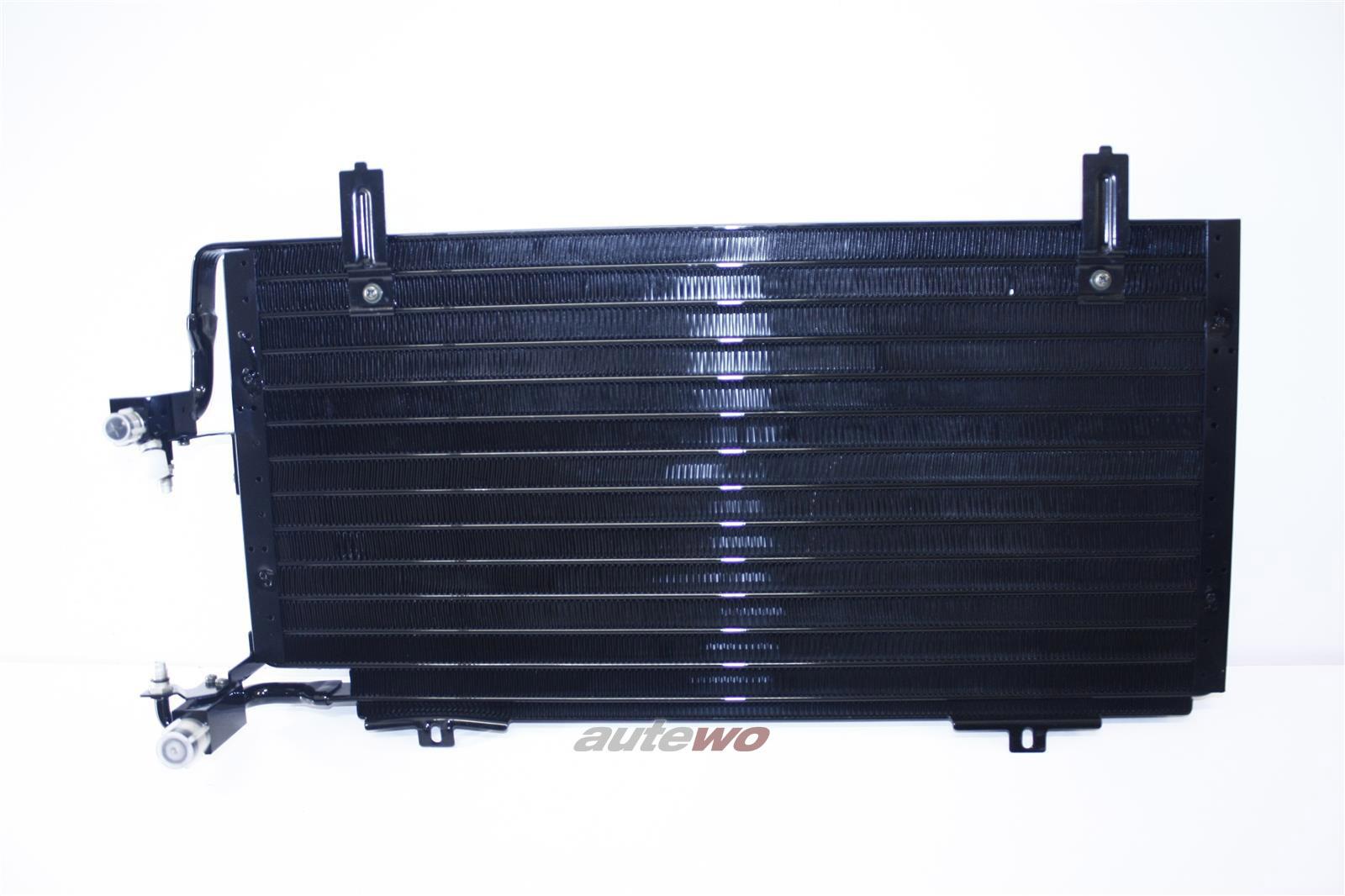 893260403J NEU Audi 80 Typ 89 2.0l 4 Zyl. 16V Klimakondensator Kältemittel R12